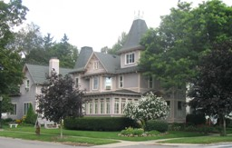 Victorian B&B in Brockport, NY